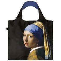 【MUSEUM COLLECTION】VERMEER/Girl with a Pearl Earring, c.1665 レディースバッグ トートバッグ OS au WALLET Market