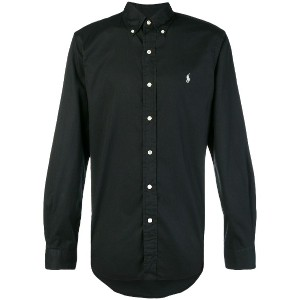 Ralph Lauren buttondown shirt - ブラック