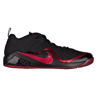 ナイキ メンズ 野球 シューズ・靴【Force Zoom Trout 4 Turf】Black/University Red/University Red