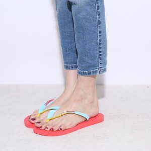 【SALE 20%OFF】ハワイアナス havaianas TOP MIX (kids sizes) (coral new)