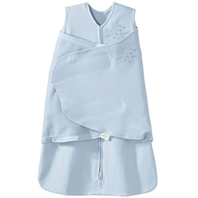 Halo Innovations - Pyjama - Mixte - Bleu - 1 mois (Taille fabricant: 3-6 months)
