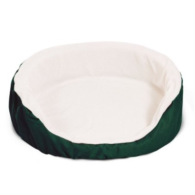43x28 Green Lounger Pet Dog Bed By Majestic Pet Products Extra Large by Majestic Pet