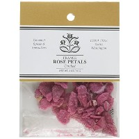 India Tree Candied Rose Petals 15ml