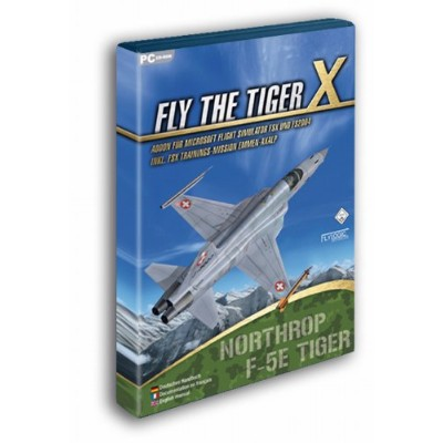 Fly the Tiger X (FSX/FS2004)(輸入版)