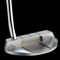 Kronos Golf Metronome Raw Stainless Steel Putter【ゴルフ ゴルフクラブ>パター】