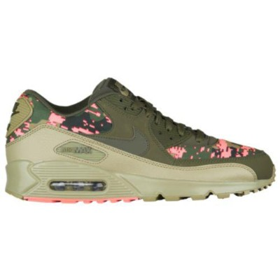 (取寄)ナイキ メンズ エア マックス 90 Nike Men's Air Max 90 Cargo Khaki Cargo Khaki Neutral Olive