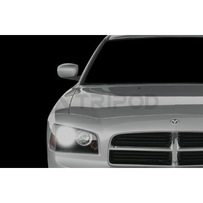 【TP-DO2HD6】2006y-2010y DODGE/CHARGER ダッジ/チャージャー 専用HID KIT(キャンセラー同梱)