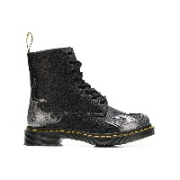 Dr. Martens 1460 Pascal Flame boots - ブラック