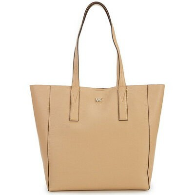 マイケルコース トートバッグ Michael Michael Kors 30T8TX5T3LJunie Large Pebbled Leather Tote (BUTTERNUT) ラージ...