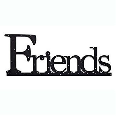 Friends Wall Word - Embellish Your Story 13918