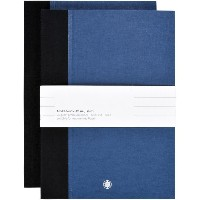 メンズ MONTBLANC 2 Notebooks #146 Slim for Augmented Paper ノート ブルー
