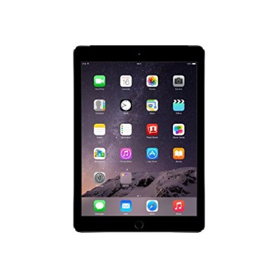 Apple iPad Air 2 16GB Wi-Fi 4G Cellular Unlocked 9.7in Space Gray NEW! 9473-86