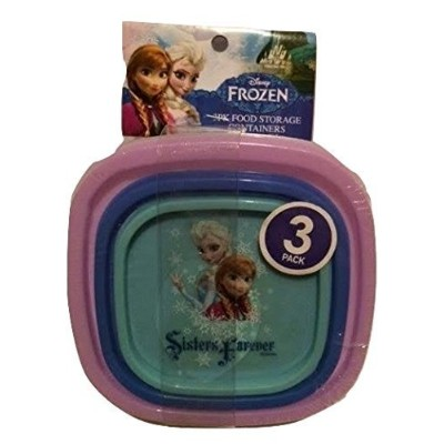 Disney Frozen Food Storage Containers by Disney