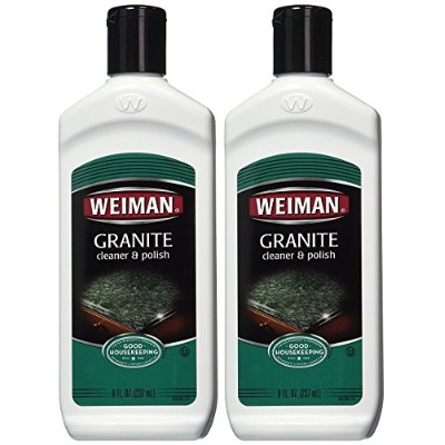 Weiman Granite Cleaner & Polish - 8oz by Weiman
