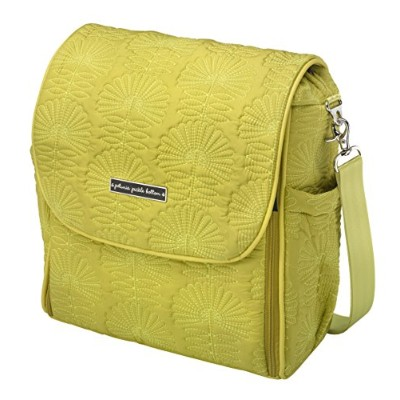 Petunia Pickle Bottom Boxy Embossed Backpack, Union Square Stop by Petunia Pickle Bottom
