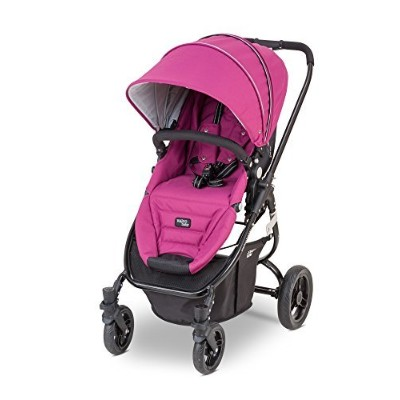 Valco Baby Snap Ultra Lightweight Reversible Stroller (Mulberry Wine) by Valco Baby