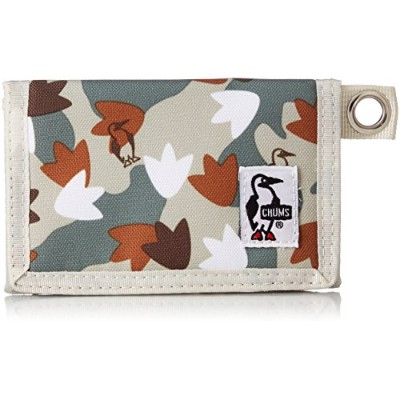 [チャムス] ウォレット Eco Small Wallet CH60-0852-Z086-00 Z086 17F Foot Camo