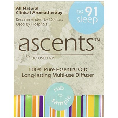 Ascents Homeopathic Remedy, Sleep No.91 by Ascents