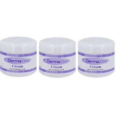DermaZinc Cream 4 oz 3 Pack [並行輸入品]