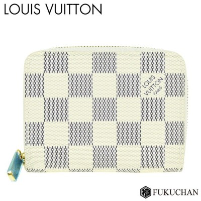 【LOUIS VUITTON/ルイ・ヴィトン】ダミエ・アズール ジッピー・コインパース N63069 【中古】≪送料無料≫
