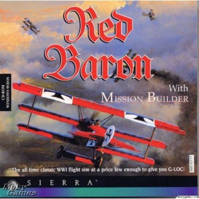 RED BARON [PC Game Soft Dos]