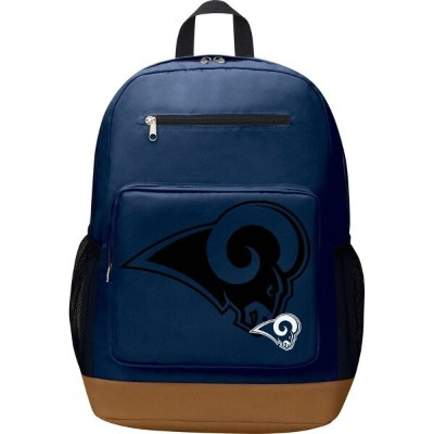 NFL メンズ バックパック・リュックサック バッグ PlayMaker Laptop Backpack St. Louis Rams