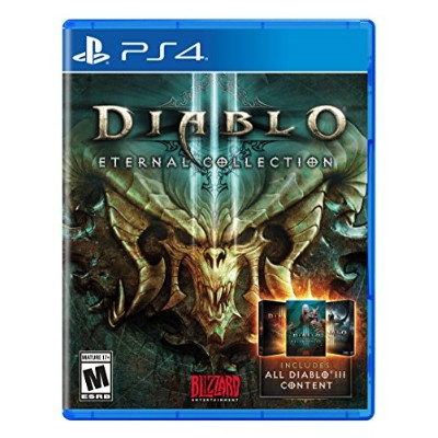 Diadlo III: Eternal Collection (輸入版:北米) - PS4