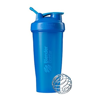 28 oz。Blender Bottle Classic Shaker Cup withループトップFull色