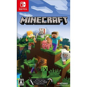 【新品】 Minecraft Nintendo Switch HAC-P-AEUCA / 新品 ゲーム