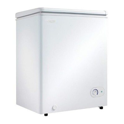 ダンビー フリーザー 冷凍庫 107L Danby DCF038A1WDB1 Chest Freezer, 3.8 Cubic Feet
