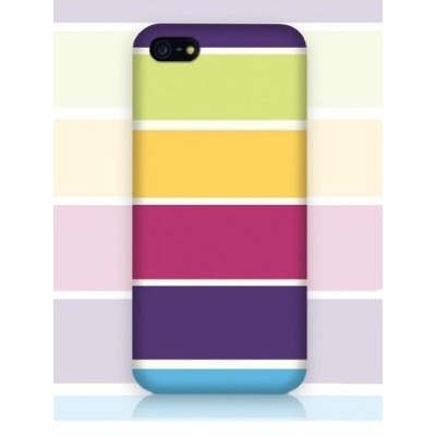 fingerprint-proofカラースケールCase For Iphone 5and 5s 43188-113503