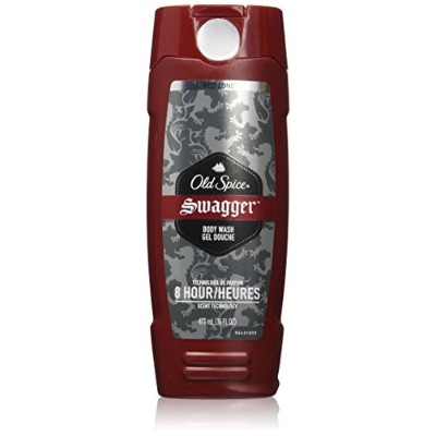 Old Spice/オールドスパイス Red Zone Body Wash Swagger GEL 473ml 並行輸入