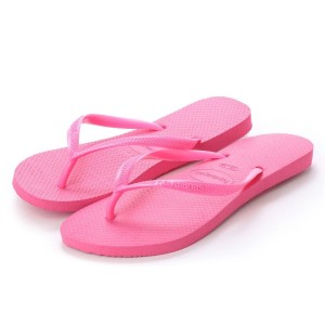【SALE 38%OFF】ハワイアナス havaianas SLIM (kids sizes) (shoking pink/shoking pink)