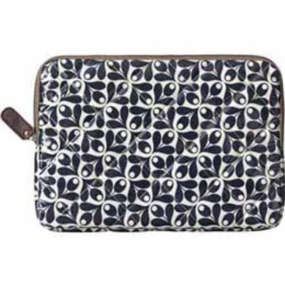 "Quilted Acorn Print 15"" Macbook Sleeve CS3874"