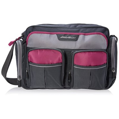 Eddie Bauer Places and Spaces Duffle Diaper Bag- Canyon by Eddie Bauer
