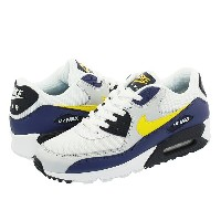 NIKE AIR MAX 90 ESSENTIAL ナイキ エア マックス 90 エッセンシャル WHITE/TOUR YELLOW/BLUE RECALL aj1285-101