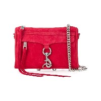 Rebecca Minkoff mini Mac crossbody bag - レッド