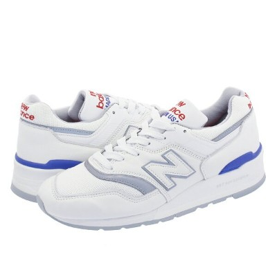 NEW BALANCE M997CHP 【MADE IN U.S.A.】 【Dワイズ】 ニューバランス M 997 CHP WHITE/BLUE