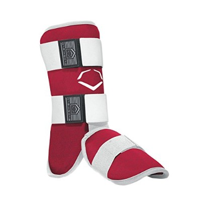EVOSHIELD EVOCHARGE LEG GUARD レッグガード各色 (WTV1100) (RED(RDADT)) [並行輸入品]