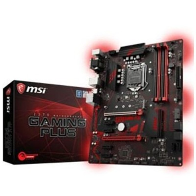 MSI ATX対応マザーボード Z370 GAMING PLUS
