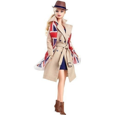 Barbie Dolls of the World United Kingdom Doll