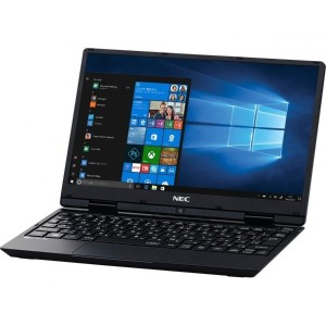 [新品] NEC LAVIE Note Mobile PC-NM350GAB ブラック (Corem3/128GB/4GB/11.6/Win10) [正規版Microsoft office搭載][即納