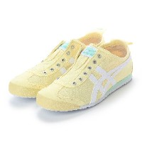 オニツカタイガー Onitsuka Tiger atmos MEXICO 66 SLIP-ON (YELLOW) レディース