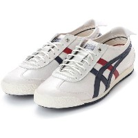 【SALE 20%OFF】オニツカタイガー Onitsuka Tiger atmos MEXICO 66 SD (WHITE) レディース メンズ