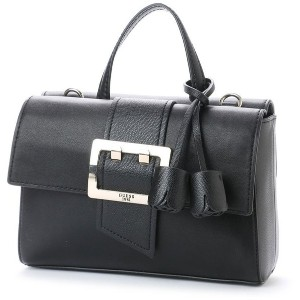 ゲス GUESS TORI SHOULDER BAG (BLACK) レディース