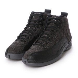 【SALE 15%OFF】ナイキ NIKE Kinetics AIR JORDAN 12 RETRO WOOL (GREY) メンズ