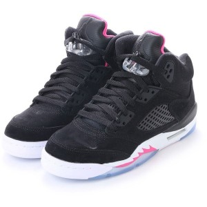 【SALE 15%OFF】ナイキ NIKE kinetics AIR JORDAN 5 RETRO GG (BLACK) レディース