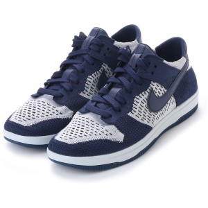 【SALE 10%OFF】ナイキ NIKE atmos DUNK FLYKNIT (NAVY) メンズ
