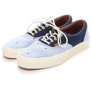 ヴァンズ VANS CHAPTER ERA CA(BLUE/NAVY) レディース