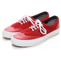 ヴァンズ VANS CHAPTER ERA WINGTIP(RED) メンズ